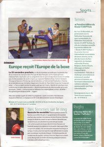 Championat d'Europe de boxe