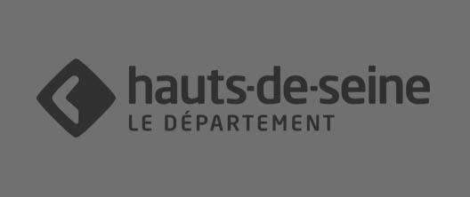 Département Hauts de seine logo