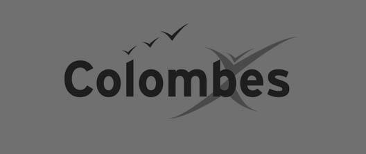 mairie de colombes logo