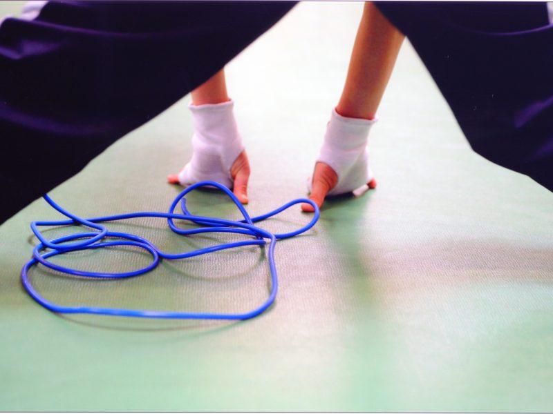 Etirement et corde