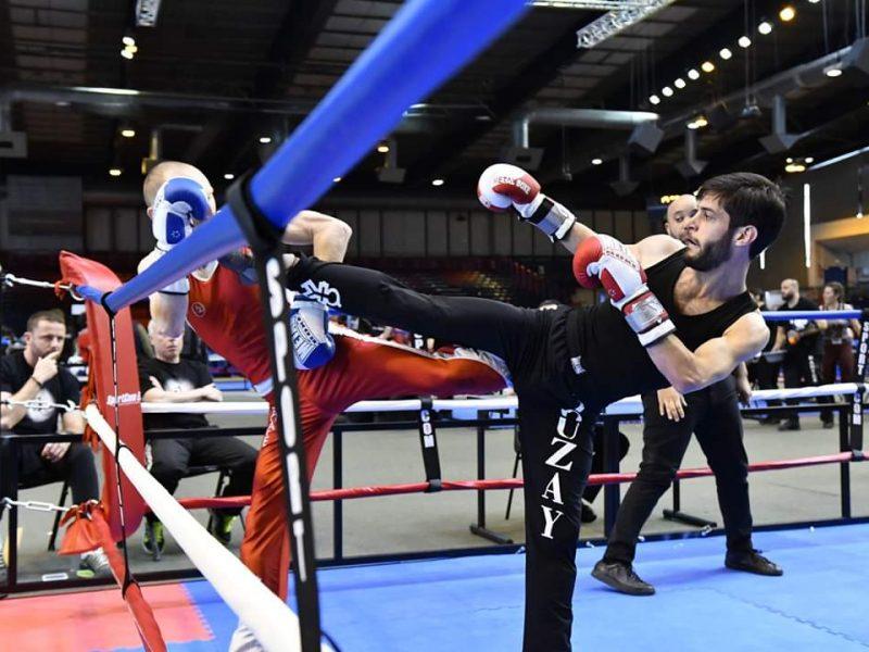 Florian Touzay Savate boxe francaise
