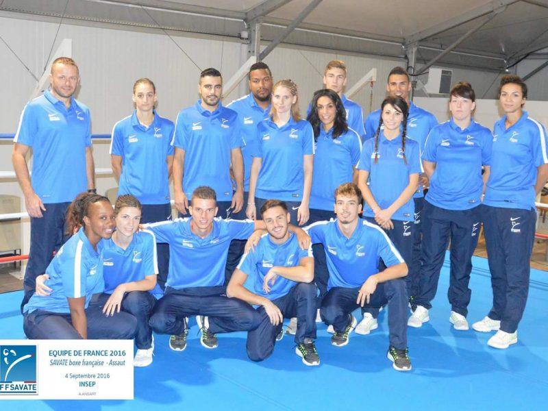 Equipe de france bleu