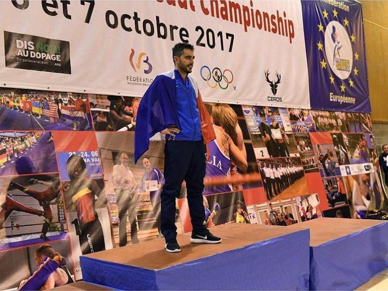 Fabrice podium 2017 profil