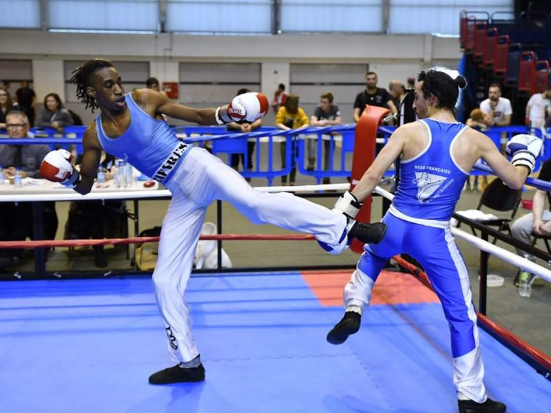 Jason championnat France boxe