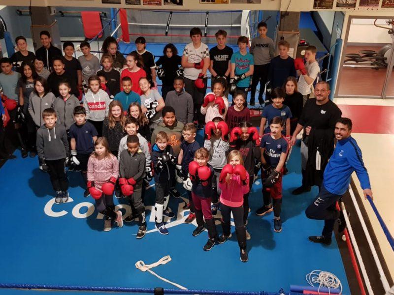 Journée Parcours Boxe Mai 2019